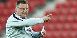 Czesław Michniewicz trenerem Legii Warszawa! Podpisał kontrakt na dwa lata