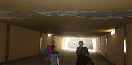 Nowe tunele ciągle straszą