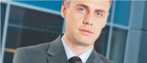 Marcin Grzesiak, starszy konsultant Deloitte