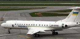 Awaria prezydenckiego Tu-134