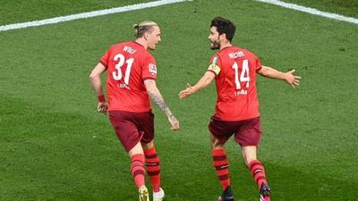 Bayern on verge of ninth straight Bundesliga title with 10 point lead