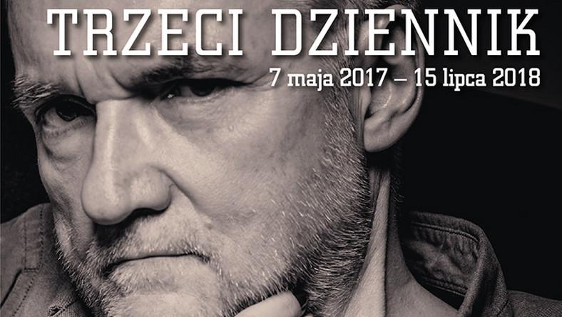 """Jerzy Pilch, """"Trzeci dziennik"""": okładka książki"""