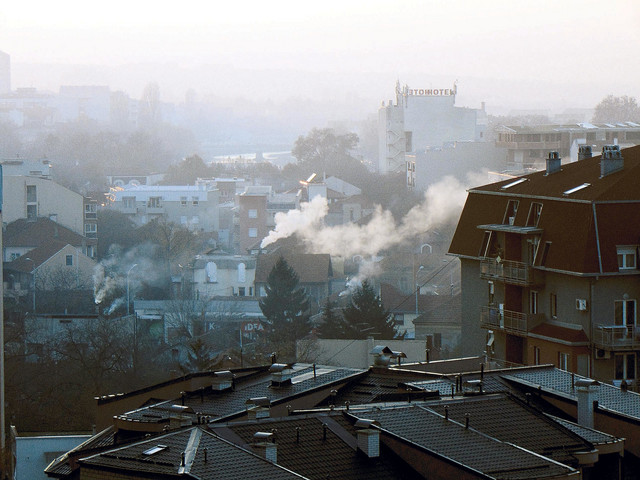 Još 2018. kvalitet vazduha u Srbiji bio je ocenjen trećom kategorijom