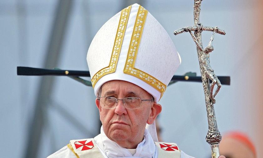 papież Franciszek w Brazylii