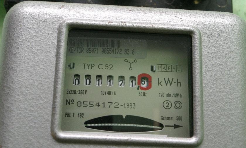 Licznik energii elektrycznej