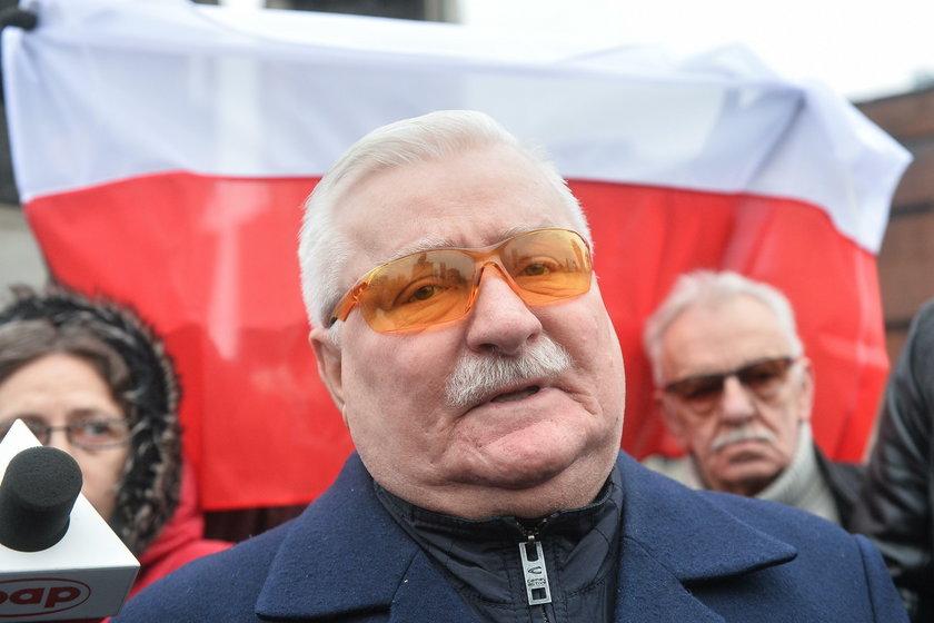 Wnuk Wałęsy Bartłomiej W. zatrzymany za rozbój