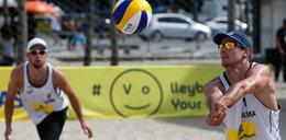Polski siatkarz odwodnił się w Rio