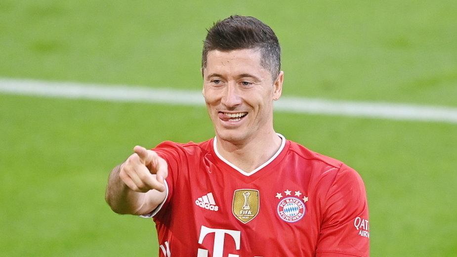Robert Lewandowski odbył pierwszy trening w Bayernie Monachium po urlopie