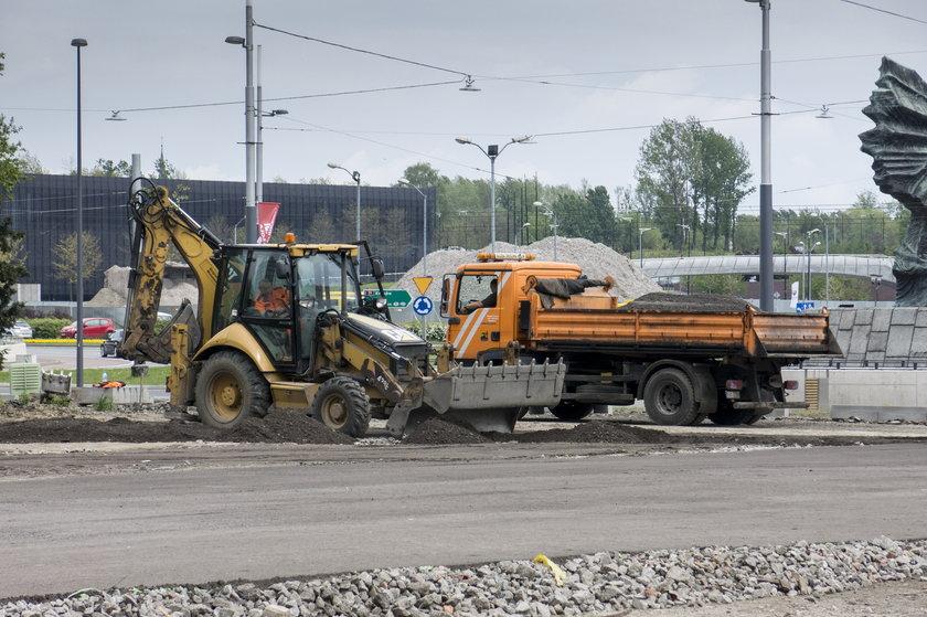 Nowy bezpłatny parking w Katowicach