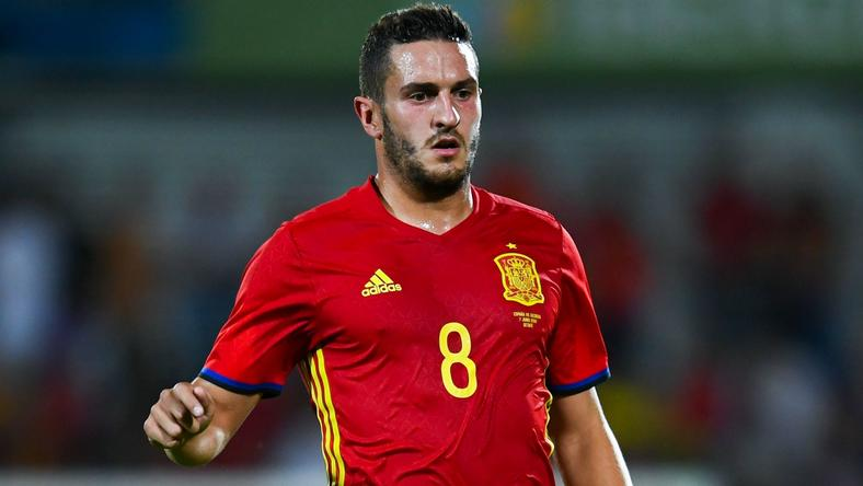 Georgia loss won't affect Spain at Euros - Koke