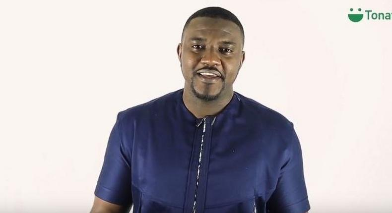 John Dumelo's #GreenHeart challenge introduction