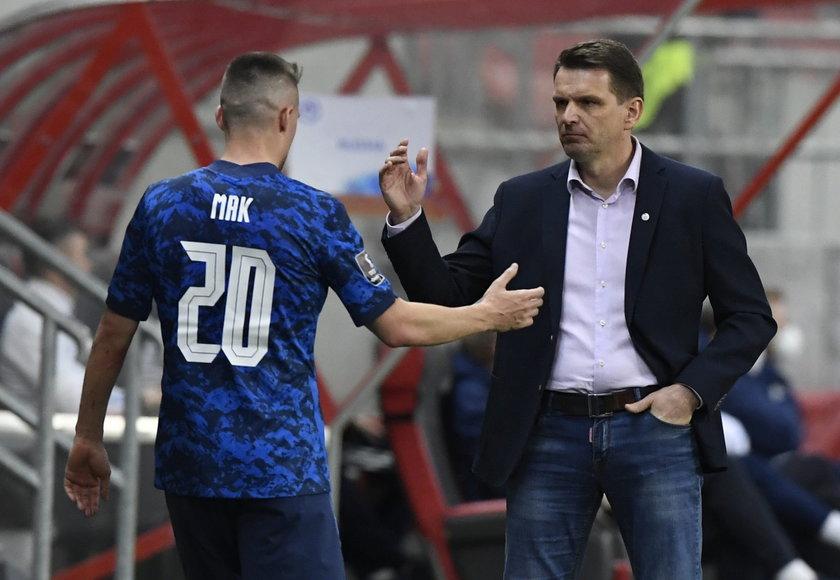 Stefan Tarković (48 l.) wie, że prowadzona przez niego reprezentacja Słowacji nie jest faworytem w EURO.