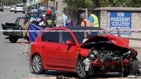 Tragiczny bilans długiego weekendu na drogach
