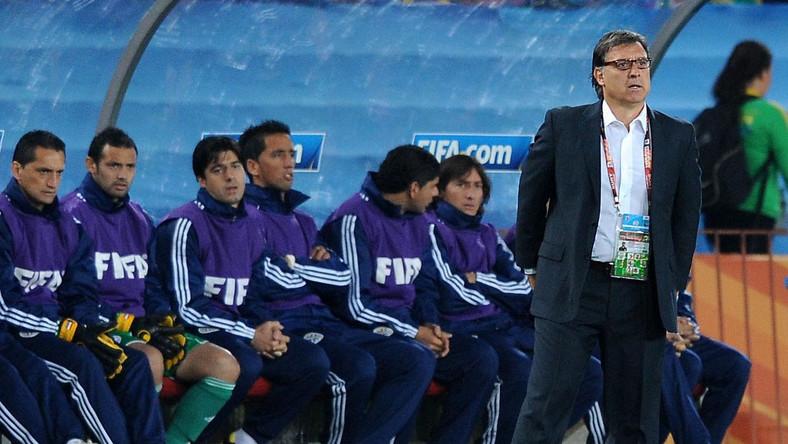 Trener Paragwaju został ukarany
