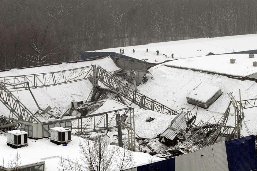 15 lat temu zawaliła się hala MTK w Katowicach