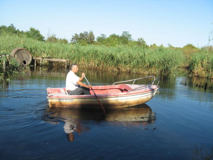 Nastavnik likovnog, Bernard Ljubas iz Rekovca napravio jezero