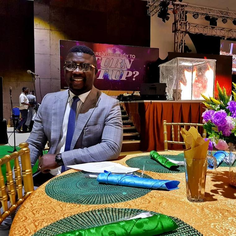 Seyi Law's publicity stunt didn't however go as planned[Instagram/seyilaw1]