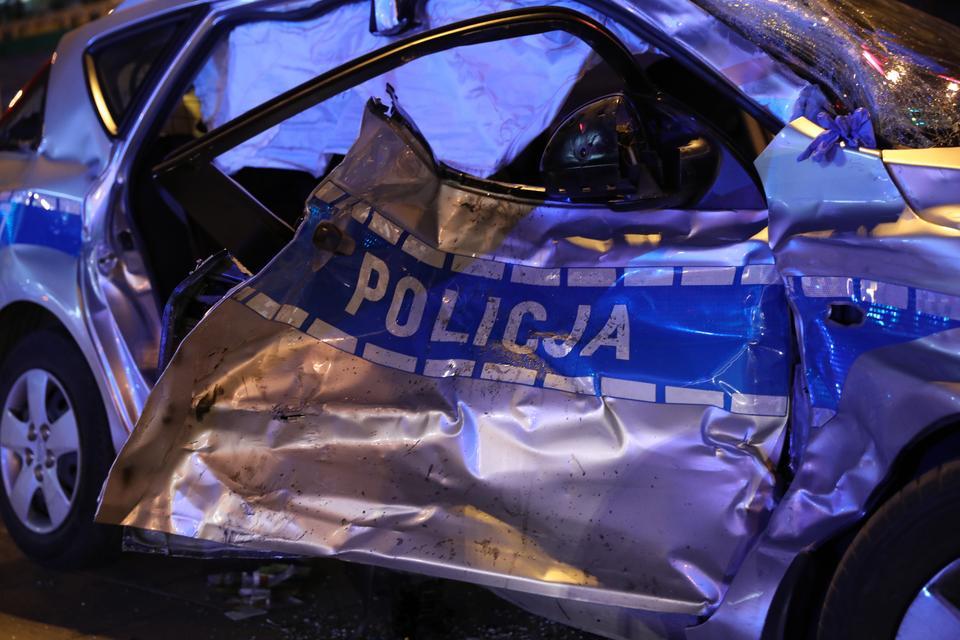 Wypadek kolumny BOR. Policja: Jens Stoltenberg był w aucie