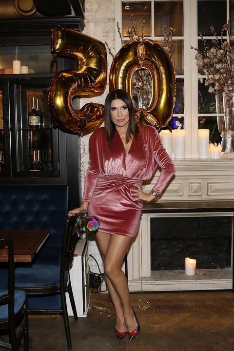 Snežana Dakić proslavila 50. rođendan, a svi su gledali u njene SEKSI noge! FOTO