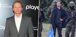 Maciej Stuhr o pośle biegającym z torbą przy granicy: dawno nie byłem tak zadowolony postawą polityka