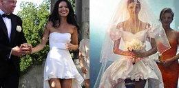 Ślub Sykut. Paulina skopiowała styl...