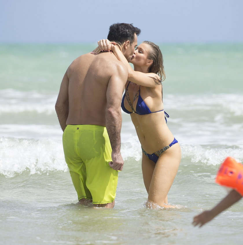 Joanna Krupa i Romain Zago