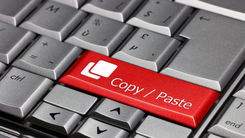 copy paste plagiat