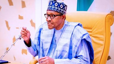 Buhari asks contractors to engage in CSR, says he doesn't need their cheques