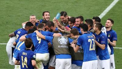 'Magical Nights': Mancini rekindles Italy's love for Azzurri