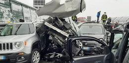 Tragedia na drodze. Nie żyją dwie osoby