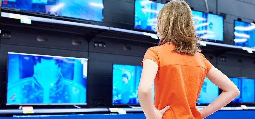 """""""Duże telewizory są drogie"""" - obalamy ten mit!"""