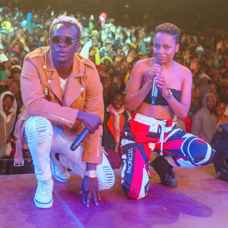 Reactions as Willy Paul invites curvaceous women to