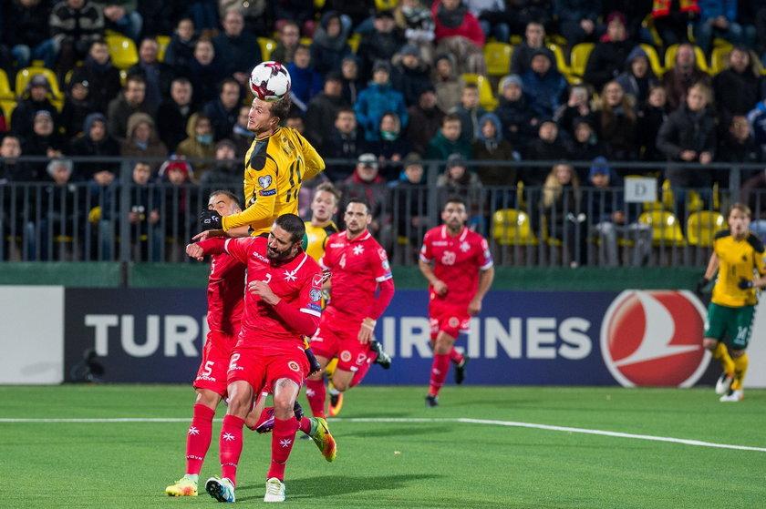 Mecz Litwa – Malta był ustawiony?