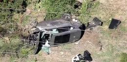 Tiger Woods poważnie ranny w wypadku. Słynny golfista trafił do szpitala