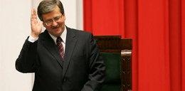 Komorowski bije Kaczyńskiego. Ma 70 procent