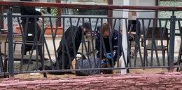 Dantejskie sceny we Wrocławiu! Czterech policjantów ledwo dało radę. Szokujące wideo