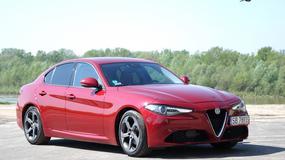 Alfa Romeo Giulia 2.2 MultiJet 180 Q2 - czy to już klasa premium? | TEST