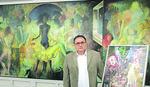 Više od 10.000 ljudi videlo čudesne Ljubine slike, uskoro najveća izložba Dada Đurića