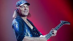 Tłumy ludzi na koncertach Roda Stewarta, Scorpions i Lionela Richie w Polsce