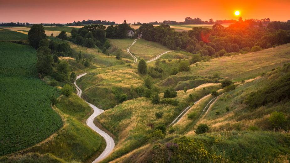 Dzikie miejsca w Polsce. Idealne na weekend z dala od tłumów