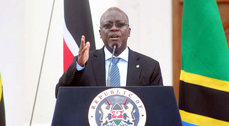 President Magufuli's heartfelt message remembering Moi