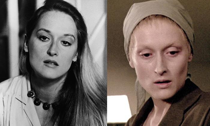 Meryl Streep - Oscar w 1983 roku