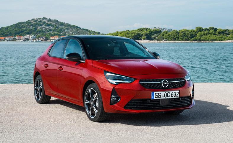 Nowy Opel Corsa zdobył tytuł Best Buy Car of Europe 2020
