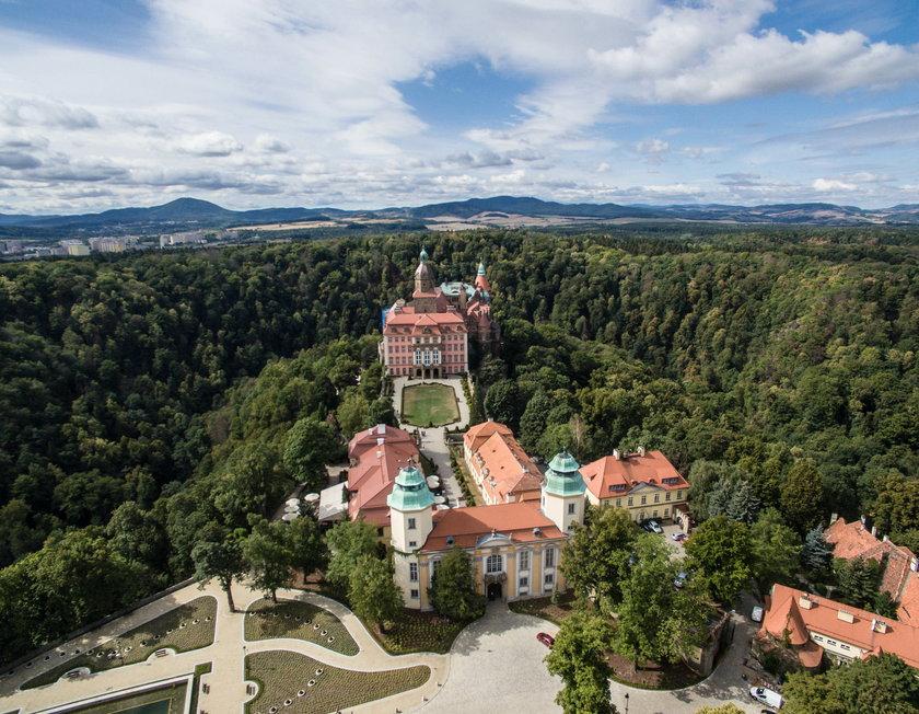 Jaskinia z dokumentami nazistów ukryta pod Wałbrzychem
