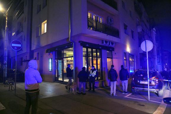 Povređeni su potražili pomoć u obližnjem kafiću