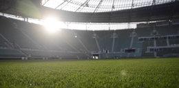 Przygotowania do meczu Polska-Czechy