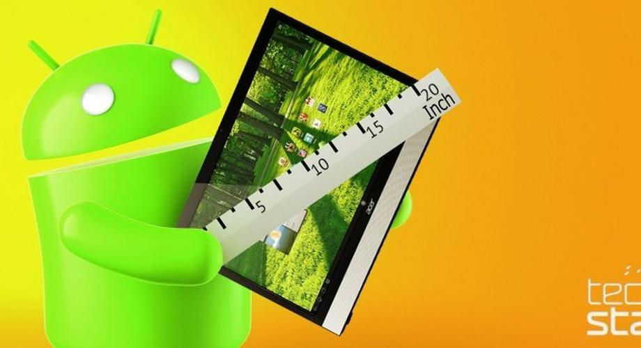 """*UPDATE*: Acer bringt 21,5-Zoll-Android-""""Tablet"""""""