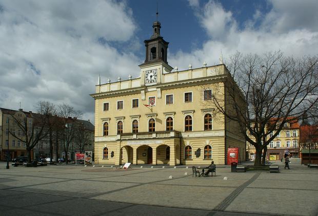 Ratusz, Ostrów Wielkopolski