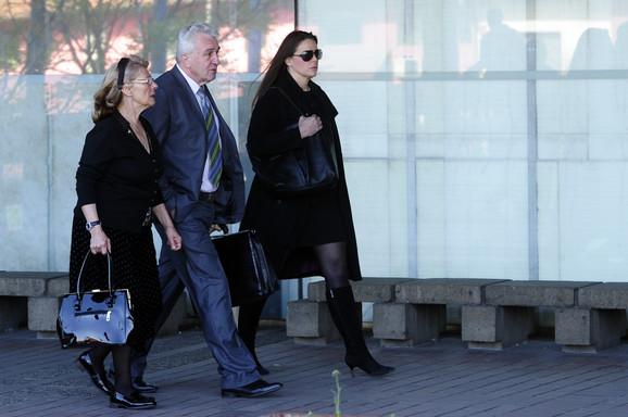 Tužilaštvo je odustalo od optužbe protiv Sandrine Bogunović, Katarinine majke