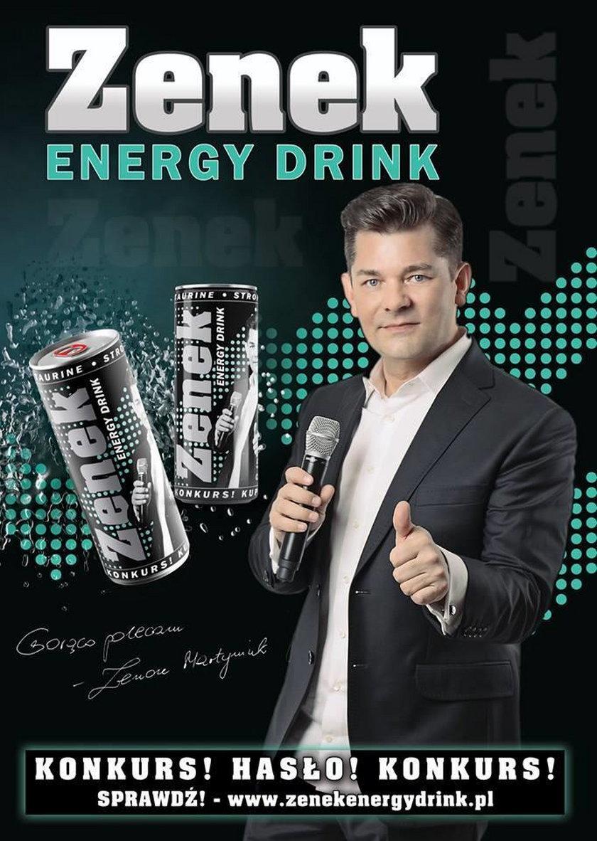 Zenek Energy Drink